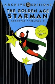 The Golden Age Starman Archives 2000 #2