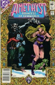Amethyst, Princess of Gemworld 1983 - 1984 #4