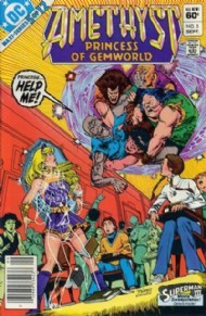 Amethyst, Princess of Gemworld 1983 - 1984 #5
