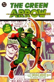 The Green Arrow by Jack Kirby 2001