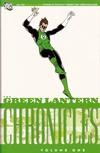 The Green Lantern Chronicles 2009 #1