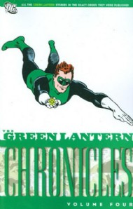 The Green Lantern Chronicles 2009 #4