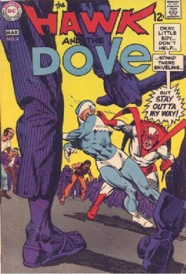 The Hawk and the Dove #4