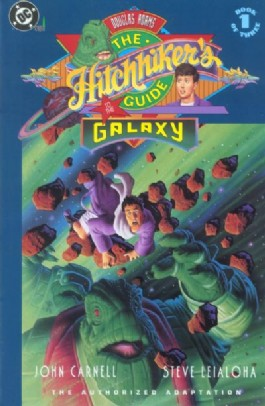 The Hitchhikers Guide to the Galaxy #1