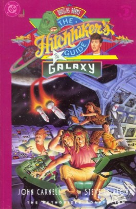 The Hitchhikers Guide to the Galaxy #2