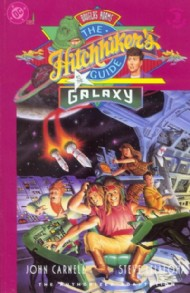 The Hitchhikers Guide to the Galaxy 1993 #2