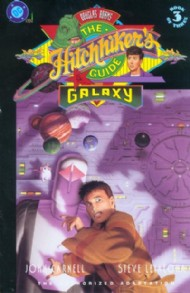 The Hitchhikers Guide to the Galaxy 1993 #3