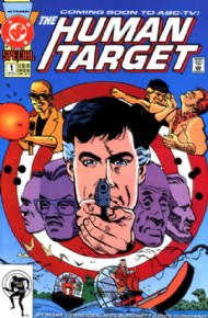 The Human Target Special 1991 #1