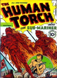 The Human Torch (1st Series) 1940 - 1954 #2