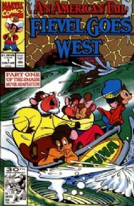An American Tail: Fievel Goes West 1992 #1