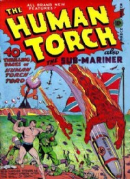 The Human Torch (1st Series) 1940 - 1954 #5