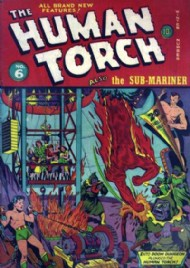 The Human Torch (1st Series) 1940 - 1954 #6