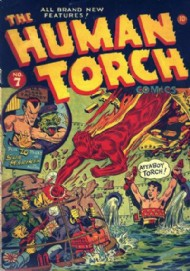 The Human Torch (1st Series) 1940 - 1954 #7