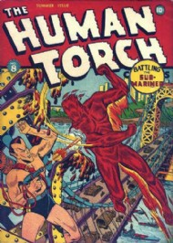The Human Torch (1st Series) 1940 - 1954 #8