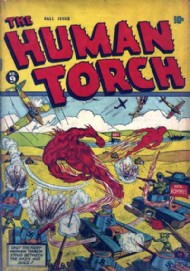 The Human Torch (1st Series) 1940 - 1954 #9