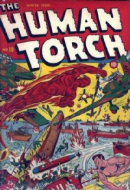 The Human Torch (1st Series) 1940 - 1954 #10