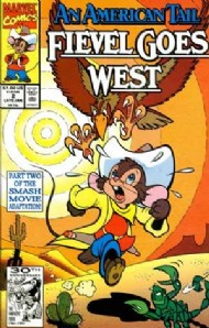 An American Tail: Fievel Goes West 1992 #2