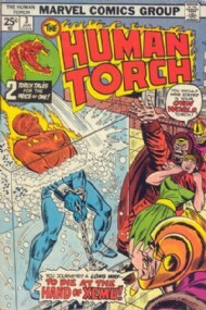 The Human Torch (2nd Series) 1974 - 1975 #3