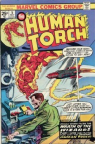 The Human Torch (2nd Series) 1974 - 1975 #5