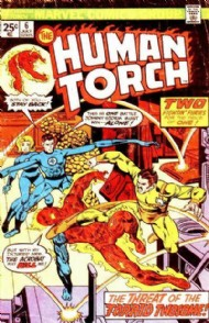 The Human Torch (2nd Series) 1974 - 1975 #6