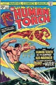 The Human Torch (2nd Series) 1974 - 1975 #7