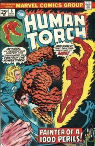 The Human Torch (2nd Series) 1974 - 1975 #8