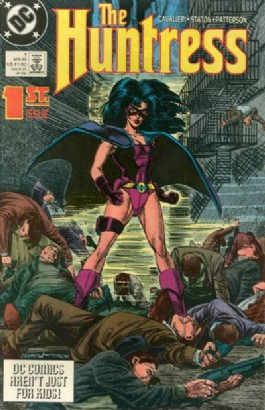 The Huntress #1
