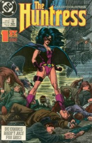 The Huntress 1989 - 1990 #1