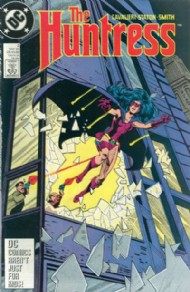 The Huntress 1989 - 1990 #2
