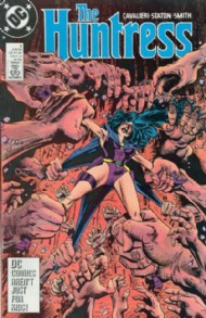 The Huntress 1989 - 1990 #3