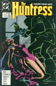 The Huntress 1989 - 1990 #5