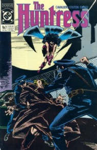 The Huntress 1989 - 1990 #7