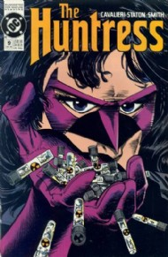 The Huntress 1989 - 1990 #9