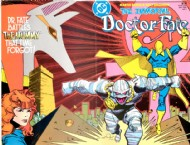 The Immortal Doctor Fate 1985 #1