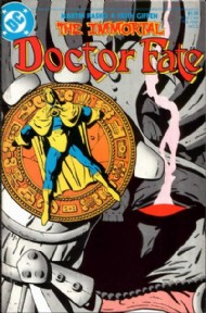 The Immortal Doctor Fate 1985 #2