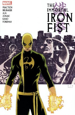 The Immortal Iron Fist - the Complete Collection #1
