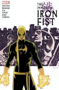The Immortal Iron Fist - the Complete Collection 2013 #1