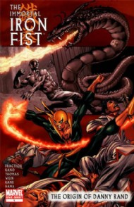 The Immortal Iron Fist: the Origin of Danny Rand 2008 #1