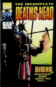 The Incomplete Death's Head  #6