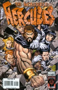 The Incredible Hercules 2008 - 2010 #114