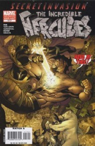 The Incredible Hercules 2008 - 2010 #117