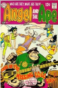 Angel and the Ape (1st Series) 1968 - 1969 #1