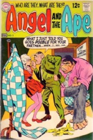 Angel and the Ape (1st Series) 1968 - 1969 #2