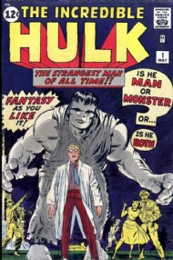 Incredible Hulk (1st Series) 1962 - 1963 #1