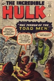 Incredible Hulk (1st Series) 1962 - 1963 #2