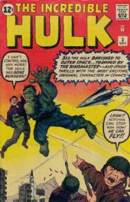 Incredible Hulk (1st Series) 1962 - 1963 #3