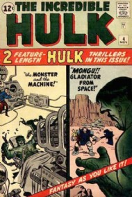 Incredible Hulk (1st Series) 1962 - 1963 #4