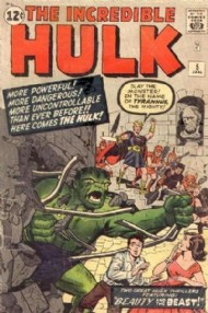Incredible Hulk (1st Series) 1962 - 1963 #5