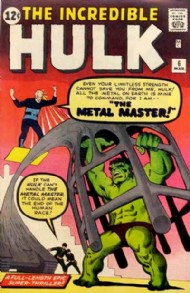 Incredible Hulk (1st Series) 1962 - 1963 #6