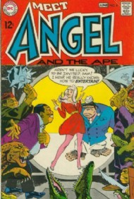 Angel and the Ape (1st Series) 1968 - 1969 #4